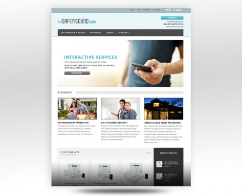website desing company naples