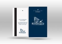 Rev Optimum Business Cards